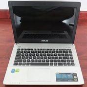 Laptop Gaming ASUS A450J Core I7 Double VGA ( Core I7-4710HQ + NVIDIA GeForce 840M )