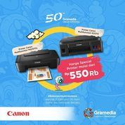 Gramedia Promo Canon Printer Special Price