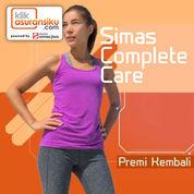 Asuransi Simas Complete Care (24453307) di Kota Jakarta Pusat