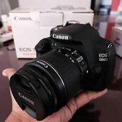 Kamera DSLR Canon Eos 1200D Fullset Lensa Kir 18-55mm IS 3