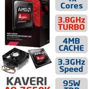 KOMPUTER PC GAMING WARNET PAKET 1 AMD