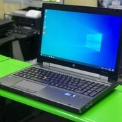Laptop HP EliteBook Workstation 8560W AMD Radeon HD 6700M Series (24471943) di Kota Malang