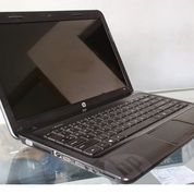Laptop HP 1000-Black Colour Glossy Intel Celeron Series (24474635) di Kota Malang