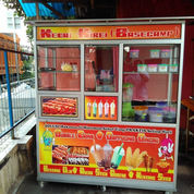 Paket Usaha Kpmbinasi ( Bubble drink, Sosis Bakar, Kentang uli ) (2449115) di Kota Jakarta Selatan