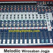 Mixer Soundcraft EFX 12