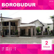 Rumah + Kost 5 Kamar Luas 209 Di Borobudur Sukarno Hatta Kota Malang _ 37.19 (24527207) di Kota Malang