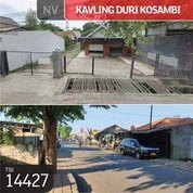 Kavling Duri Kosambi, Jakarta Barat, 600 M, SHM (24539479) di Kota Jakarta Barat