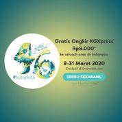 Gramedia Promo Gratis Ongkir KGXpress