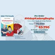 Gramedia Promo PreOrder #HidupKadangBegitu Gus Nadir & Kang Maman