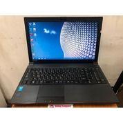 Laptop Toshiba B554 Core I5 Gen 4 Ram 4 Hdd 320 Layar 15 Inch