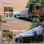 Atap Fiber Klikklok (24554487) di Kab. Tangerang