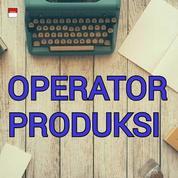 OPERATOR PABRIK MIN SMP (24567795) di Kota Surabaya