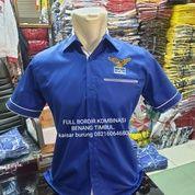 Baju Kemeja PARTAI DEMOKRAT TERBARU 2020-2021 Tanpa LIS (24573379) di Kota Medan
