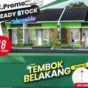 Rumah Murah Subsidi Bonus Tembok.Belakang Dekat Klapa Nunggal Dan St Nambo (24577619) di Kab. Bogor