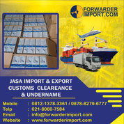 Jasa Import Thermometer | JGC Cargo | Forwarder Import (24624759) di Kota Jakarta Timur