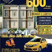 Hunian Cluster Idaman 600 Jutaan Di Bsd (24641135) di Kota Tangerang Selatan
