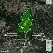Lahan Perumahan Cibubur (24644431) di Kab. Bogor
