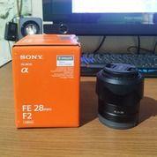 Lensa Sony FE 28mm F2 (24700783) di Kota Banjarmasin