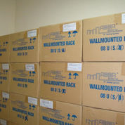 Rack Server Distributor Jakarta ABBA RACK Wallmount 2U - 15U (2470207) di Kota Jakarta Pusat