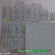 Kavling Hook SHGB Hadap Utara -Timur Jelita Alam Sutera (24711115) di Kota Tangerang Selatan
