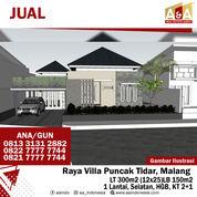 Rumah Raya Villa Puncak Tidar , Malang (24711887) di Kota Malang