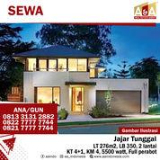 Rumah Jajar Tunggal (24712411) di Kota Surabaya