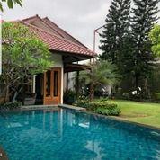 Rumah Mewah Lebak Bulus Cilandak Dekat MRT Ada Pool SHM (24721811) di Kota Jakarta Selatan