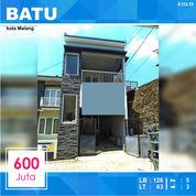 Villa Murah 2 Lantai Di Oro Oro Ombo Kota Batu Malang _ 514.19 (24723723) di Kota Malang