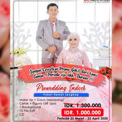 Ariz Photo Studio Prewedding Indoor Promo