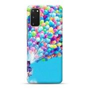 Up Balloon Samsung Galaxy S20 Custom Hard Case