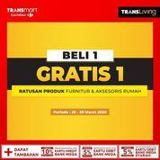 Transmart Transliving Beli 1 Gratis 1