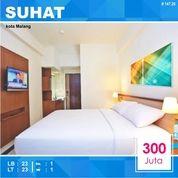 Apartemen Murah Eksekutif Luas 23 Di Soekarno Hatta Kota Malang _ 147.20 (24799483) di Kota Malang