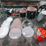TAMA Rockstar Drum Standart & Aksesoriesnya (24808567) di Kota Bekasi