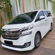 Toyota Vellfire 2.5 G ATPM Model Baru Murah