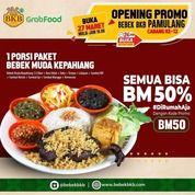 Bebek BKB Opening Promo Grabfood 50% (24813459) di Kota Tangerang Selatan