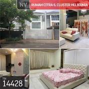 Rumah Citra 6, Cluster Heliconia, Kalideres, Jakarta Barat, 12x30m, 2 Lt, SHM (24817187) di Kota Jakarta Barat