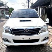 Toyota Hilux Diesel G VNT Turbo Double Cabin 4x4 (24820255) di Kota Surabaya