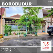 Rumah Murah Luas 180 Di Borobudur Agung Sukarno Hatta Kota Malang _ 150.20 (24827487) di Kota Malang