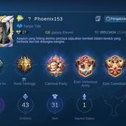 Akun Mobile Legend Butuh Uang (Mobile Legends Bang Bang)