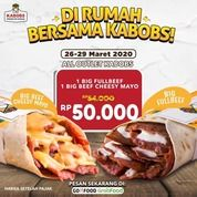 PROMO dari KABOBS! Ayo pesan sekarang via Grab Food dan Go Food! (24853399) di Kab. Bandung