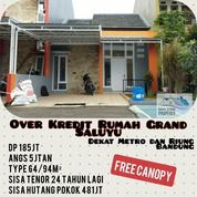 TAKE OVER RUMAH Grand Saluyu CIPAMOKOLAN