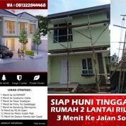Rumah Hampir Siap Huni Riung Bandung