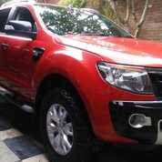 Ford Ranger WildTrack 4x4 AT 2014 Istimewa