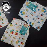 Paket 3 Pcs Baju-Bayi Tanpa-Lengan Libby Harga Grosir Murah Pakaian Atasan Nyaman Untuk Baby Anda. (24922303) di Kota Jakarta Selatan