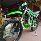 Kawasaki KLX BF Peribadi Mulus