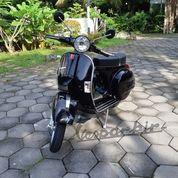 Vespa Modif New PX Glossy Black (24961019) di Kota Semarang