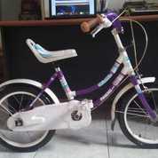 Sepeda Mini Phoenix Classic,Mulus Jarang Dipakai Gan