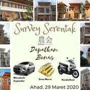 Rumah 2 LT Villa Gaya Jepang Strategis Bandung Utara Parongpong