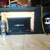 Power Amplifier Merk Momentum,Subwofer 12 In,Kapasitor (24989423) di Kota Bandar Lampung