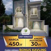 Rumah Syariah Kota Malang Tanpa Bunga (25036075) di Kota Malang